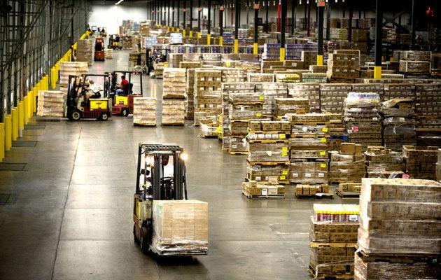increasing warehouse efficiency